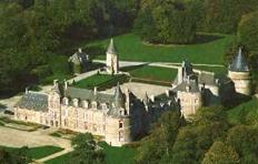 Chateau de Canisy - シャトー・ドゥ・カニズィー